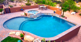 Tucson sierra vista custom pool builder custom quotes for Pool design questions