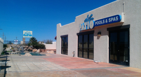 1995 Patio Pools And Spas Acquired A Sierra Vista Location And Expanded It  To A New Level!