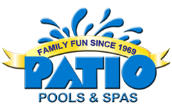 Patio Pools Logo