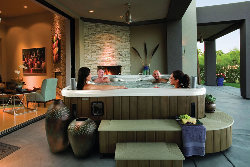 Patio Pools And Spas Becomes A Dealer For Marquis Spas.