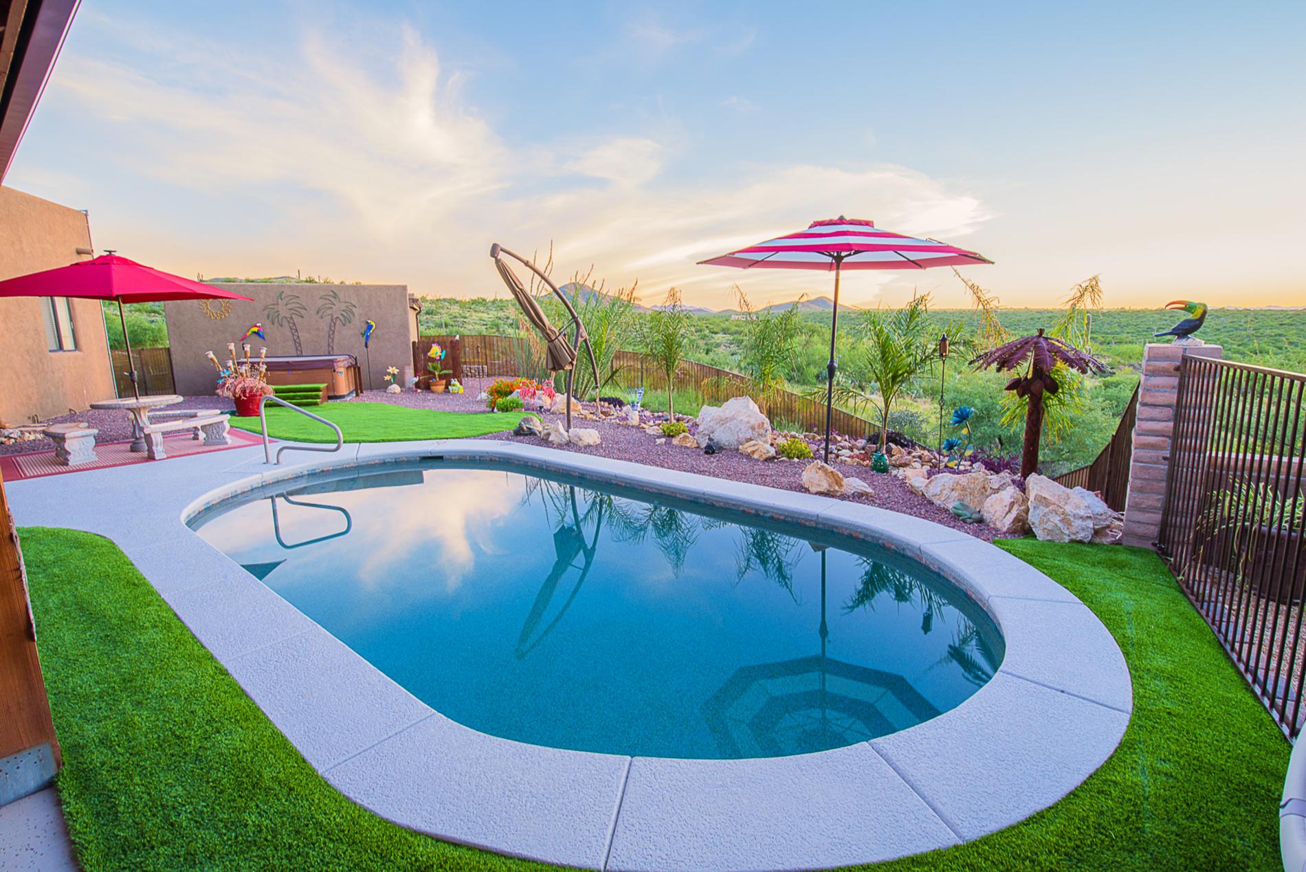 Tucson Sierra Vista Custom Pool Builder Custom Quotes